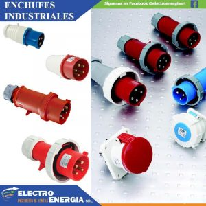 Enchufes Industriales