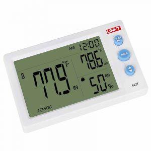 Medidor de humedad de temperatura A12T