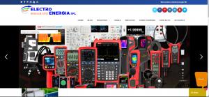 ELECTROENERGIA SRL RENUEVA SU PAGINA WEB