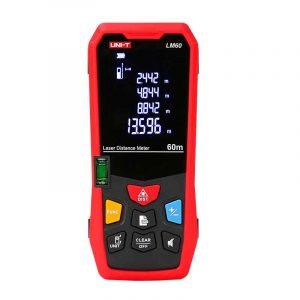 medidor de distancia laser lm60